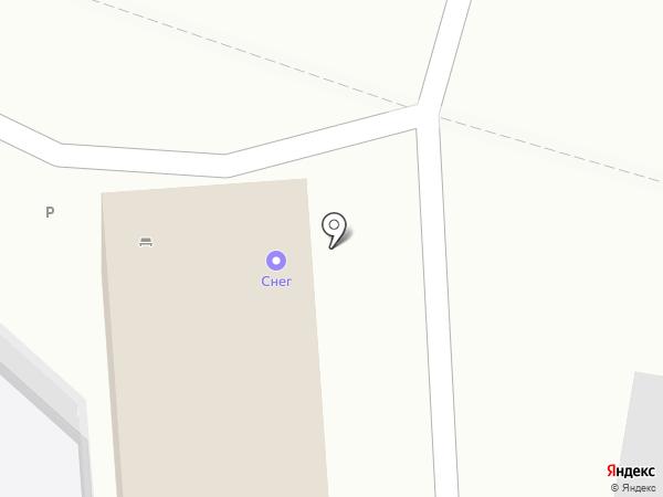 СНЕГ-СЕРВИС на карте Чебоксар