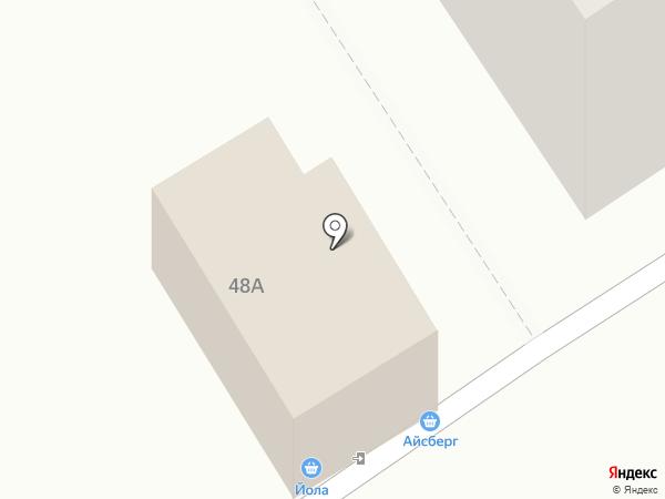 Амбарчик на карте Чебоксар