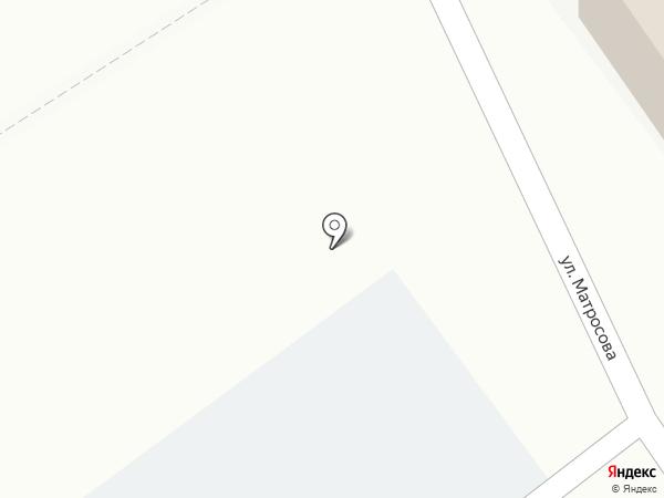 Азалия на карте Чебоксар