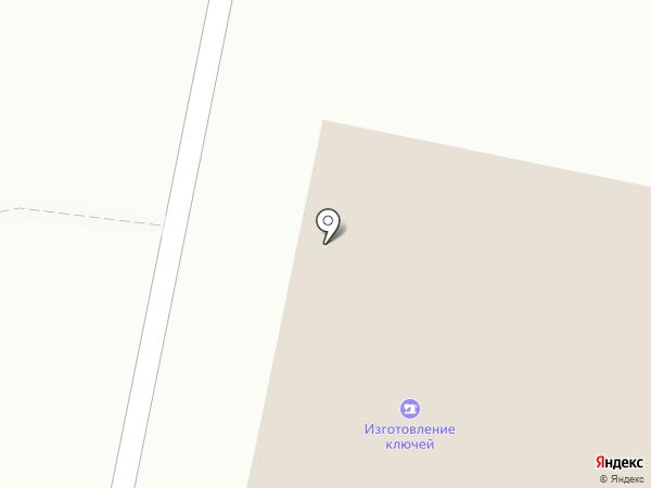 Акся на карте Чебоксар