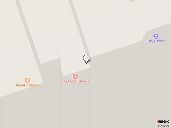 Марракеш на карте Чебоксар