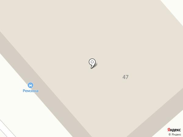 Авто+ на карте Чебоксар