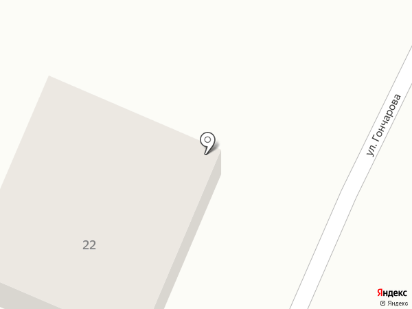 Центр авторазбора на карте Чебоксар