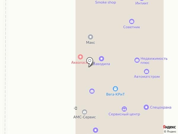АМС-Сервис на карте Чебоксар