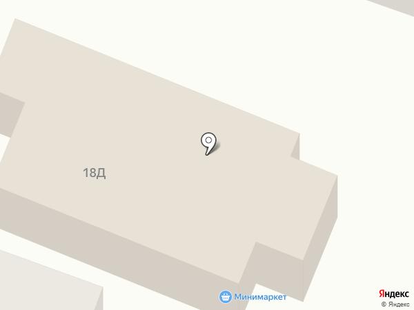 Сахарок на карте Чебоксар