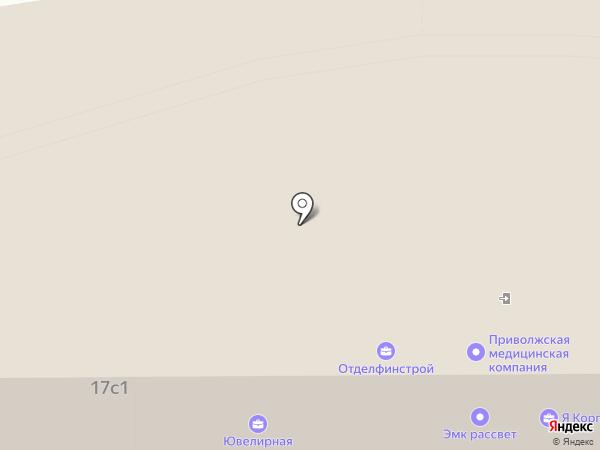 Гарант-Электронный экспресс на карте Чебоксар