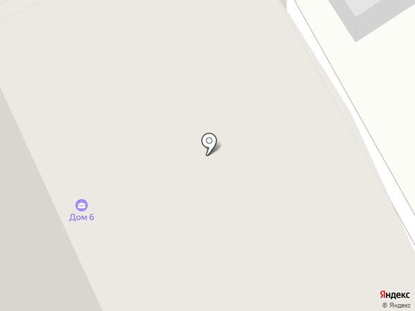 КратонСтрой на карте Чебоксар