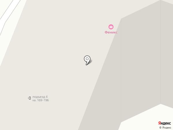 Полет, ТСЖ на карте Чебоксар