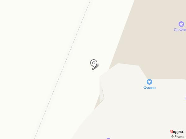 FILeo на карте Чебоксар