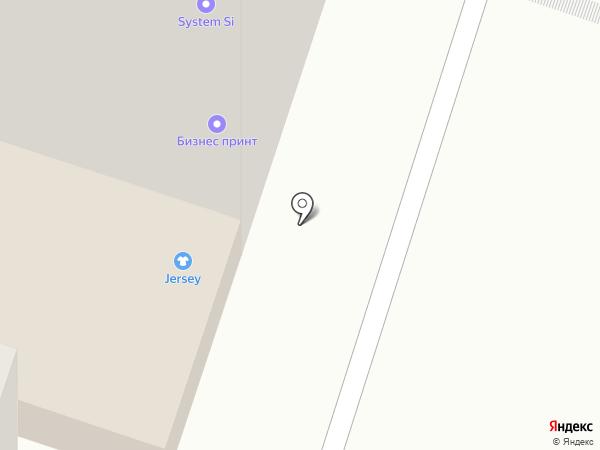 Белая ворона на карте Чебоксар