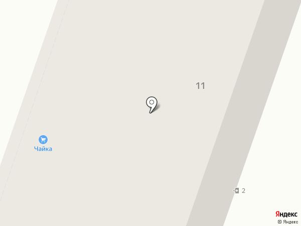ЭкоПроектСтрой на карте Чебоксар
