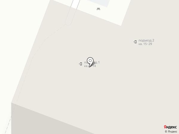 Алиса на карте Чебоксар