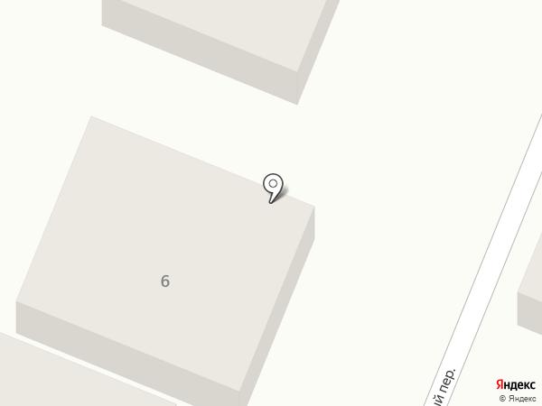 Светлый дом на карте Чебоксар
