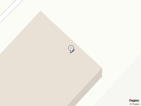 Вятский Лес на карте Чебоксар