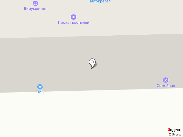 Friendzone на карте Чебоксар