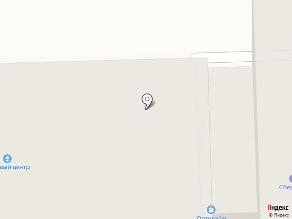 ОртоЛайф на карте Чебоксар