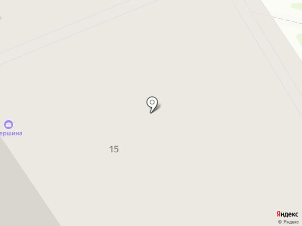 НПП Вершина на карте Чебоксар