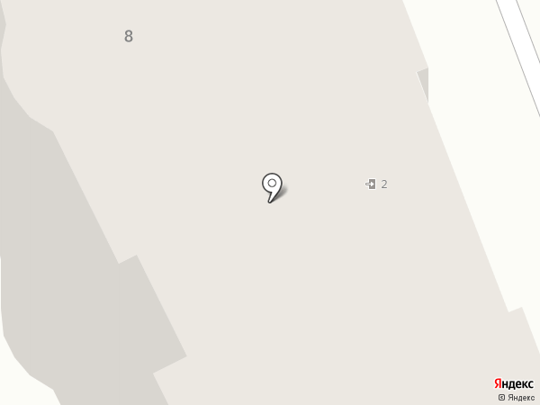 Карьер на карте Чебоксар