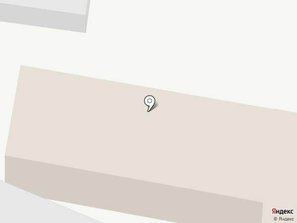 Спортклуб на карте Чебоксар