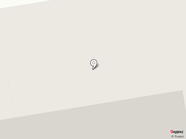 Желтый шар на карте Чебоксар
