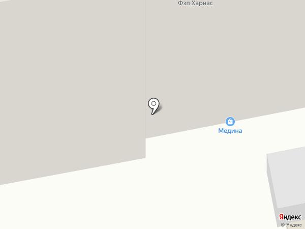 Бочка пенного на карте Чебоксар