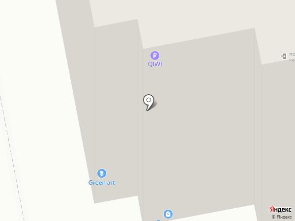 Восторг в подарок на карте Чебоксар