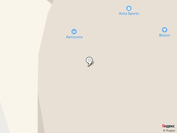 Автомоечный комплекс на карте Чебоксар