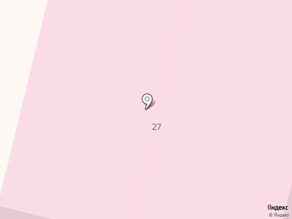 Детский травмпункт на карте Чебоксар