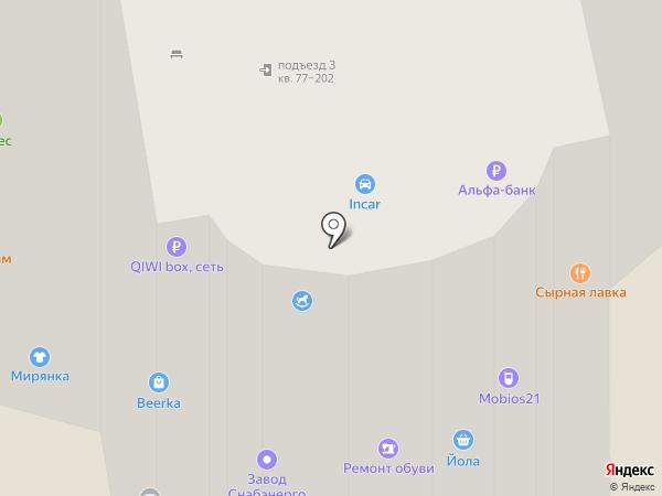 ALCORSHOP на карте Чебоксар