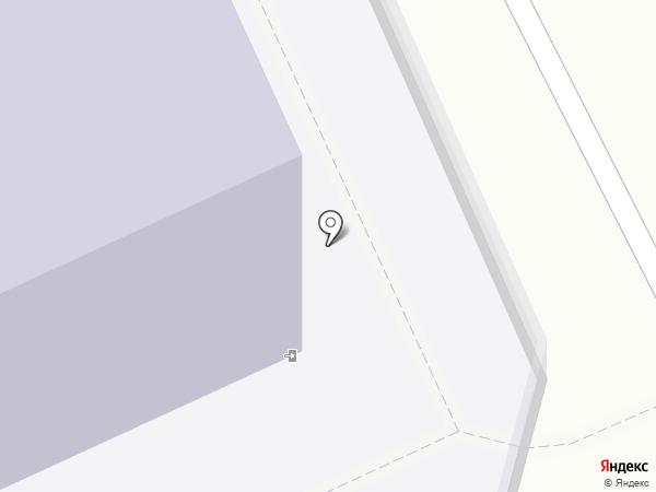 Московский Политехнический университет на карте Чебоксар