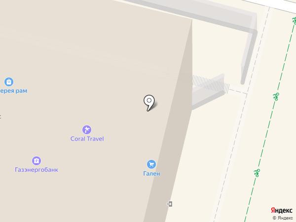 СК Мегарусс-Д на карте Чебоксар
