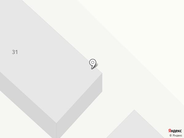 РусьСтрой на карте Чебоксар