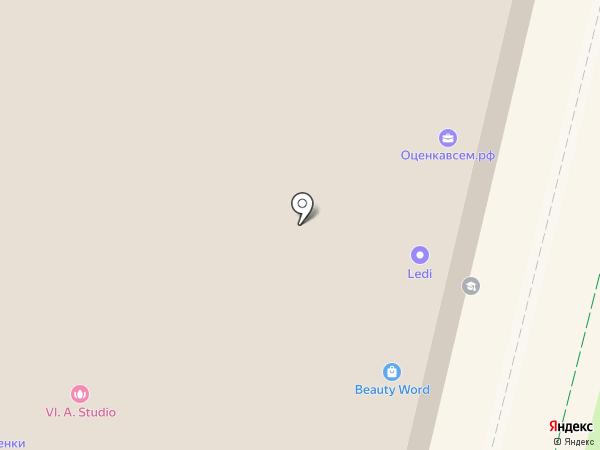 Ника на карте Чебоксар