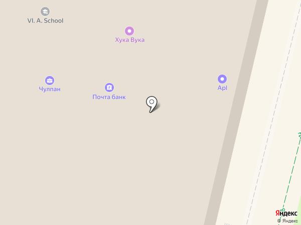 Доступный Дом на карте Чебоксар