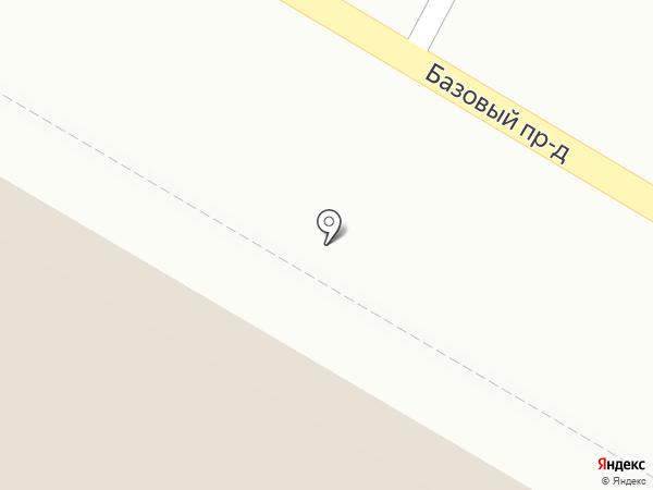 Дом Сад на карте Чебоксар