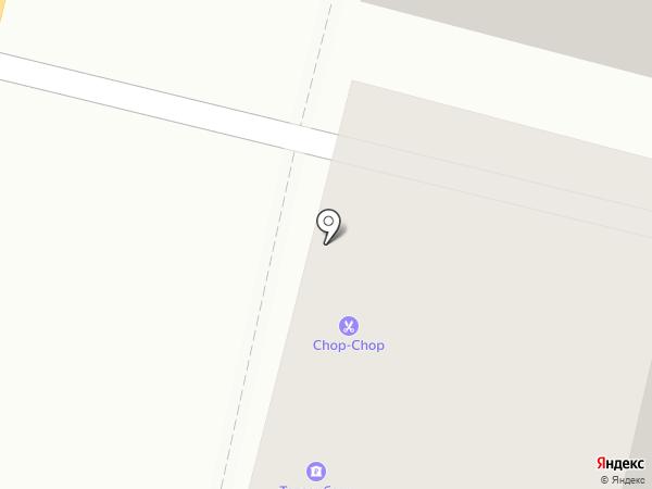 Chop-Chop на карте Чебоксар