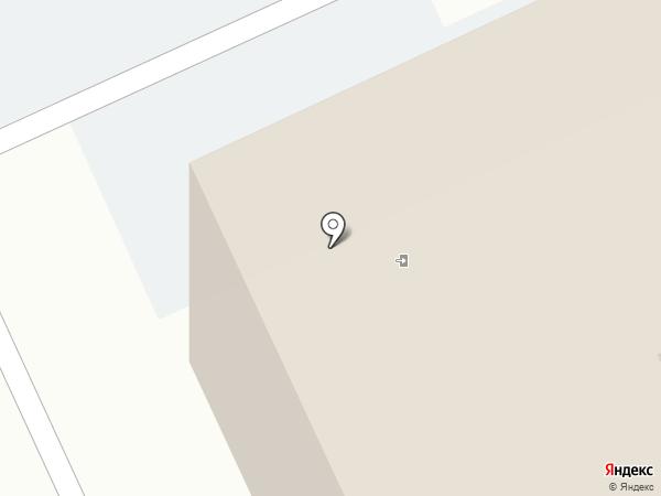 Адепт на карте Чебоксар