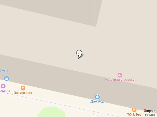 Курсач21 на карте Чебоксар
