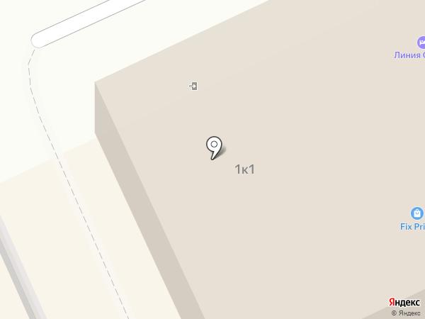 Элвис на карте Чебоксар