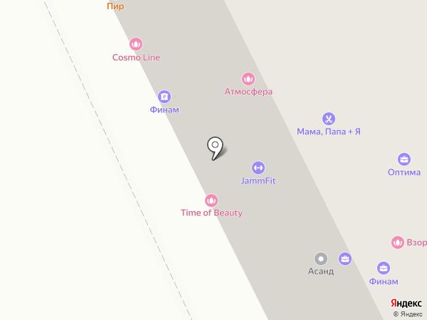 Банк Финам на карте Чебоксар