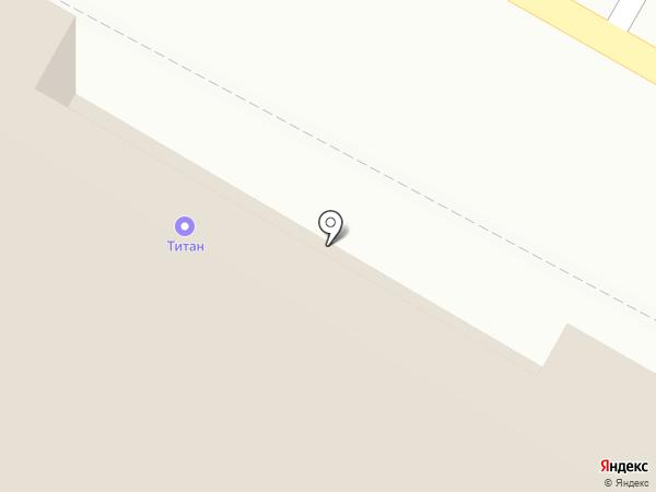 ТИТАН на карте Чебоксар