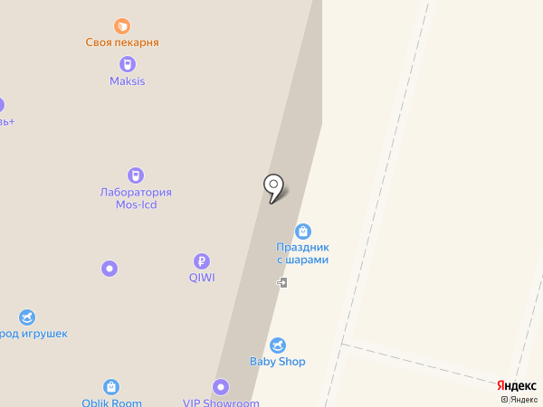 Наточу на карте Чебоксар