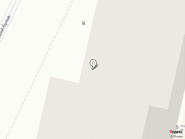 Первая Чебоксарская городская больница им. П.Н. Осипова на карте Чебоксар