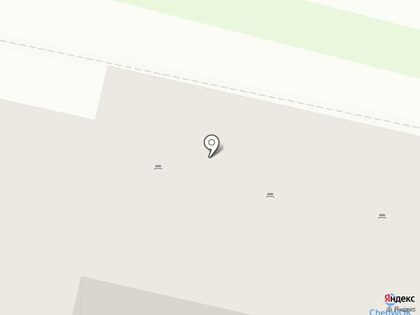 Dubai на карте Чебоксар