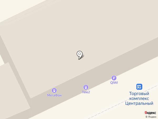У Анвара на карте Чебоксар
