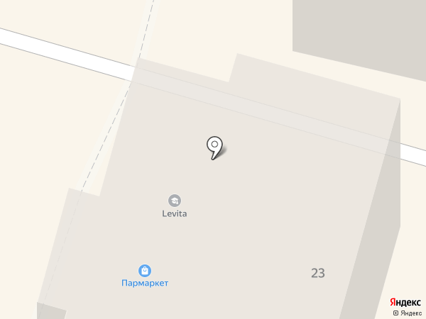 1001DRESS на карте Чебоксар