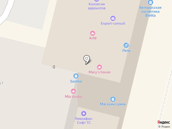 КАРЬЕР-ТЕХНИКА на карте Чебоксар