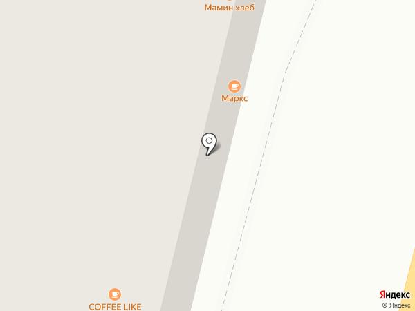Monin на карте Чебоксар