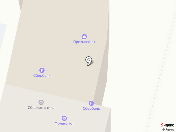 Сбербанк, ПАО на карте Чебоксар