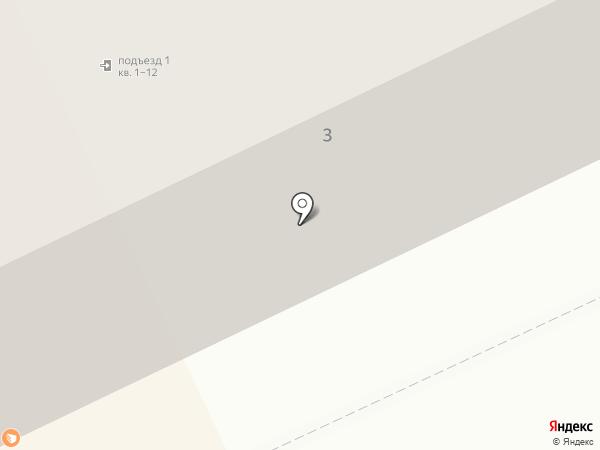 Экона на карте Чебоксар